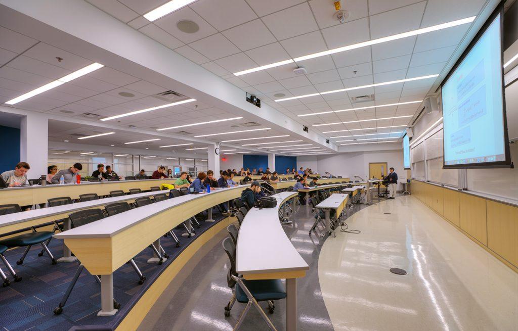 University of Michigan G.G. Brown Memorial Laboratory Building