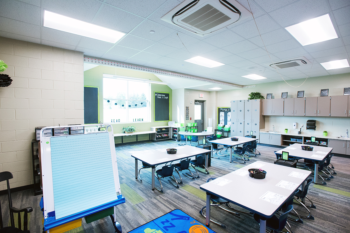 Designing Schools for Modern Learning