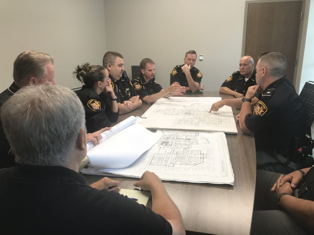 Fairfield County and Warren County Collaborating for Jail Project at Warren