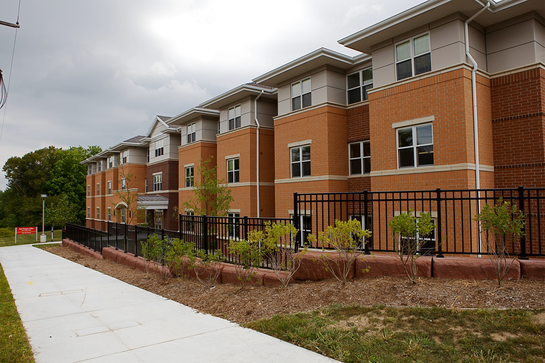 Ferris State University East Campus Housing Built by Granger