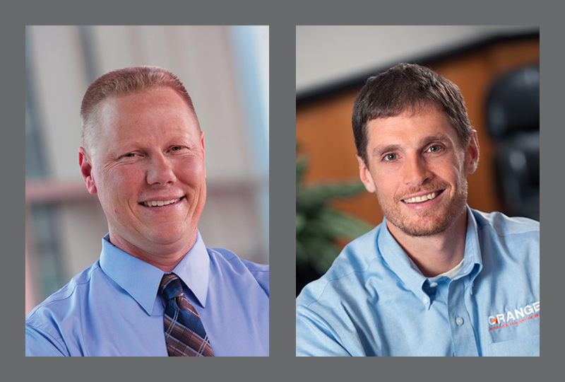 Leadership Team Growth - Tom and Chris 2020